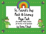 1. St. Patrick's Day Math & Literacy Mega Pack