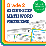 1-Step Word Problems Grade 2