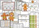 1. Sweet Gingerbread Literacy & Math Packet-Writing, Math, Science, Games