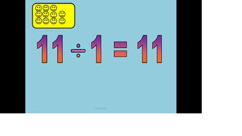 1 Times Tables and Division Package