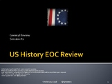 1) US History End of Course Review #1 PDF Version (Colonies-1914)