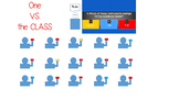 1 VS the Class:  A Music Class Game