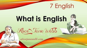 Grade 7 English Unit - What is Language