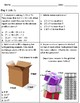 1 Week 5th Grade Math End of Year Test Prep