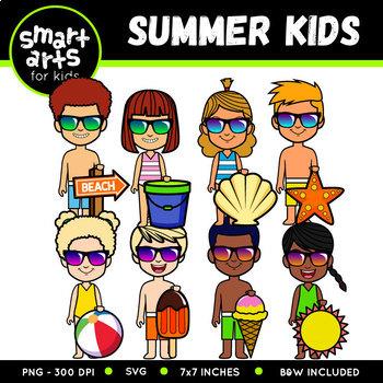 Summer Clipart Bundle