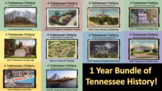 1 WHOLE YEAR of Tennessee History / Buy the Complete TN Hi