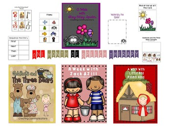 1 month of Speech Therapy Bundle
