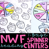 1-page NWF Spinner Centers