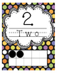 1 through 10 Number Line Anchor Posters