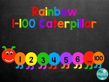 1 to 100 caterpillar