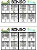 1 to 20 Spring Bingo