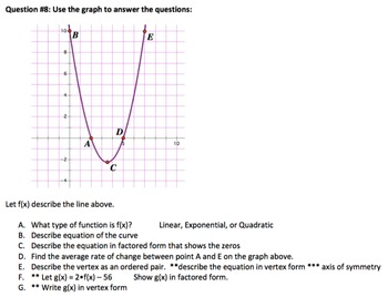 1 week of algebra 1 problems to prepare for common core exam