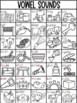 Alphabet and Phonics Desk Charts