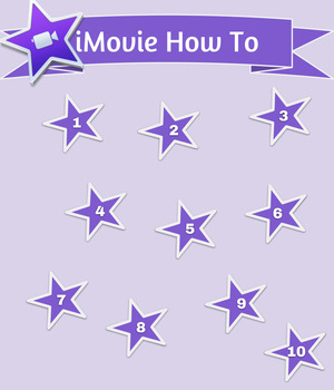 10- 1 mn. Videos to Learn How To Use iMovie