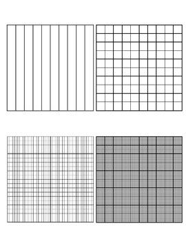 10 100 1000 10000 Chart Grid