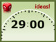 BUNDLE - 10, 15, 20 and 30 minute Ideas Countdown Timers