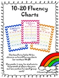 10-20 Number Fluency Charts