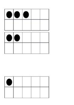 10-20 frame Tally marks