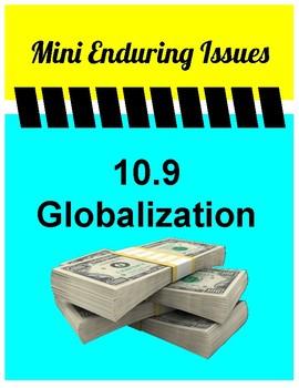 10.9 Globalization Mini Enduring Issue! Global 10- NYS