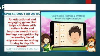 10 APPS FOR AUTISM LEARNERS