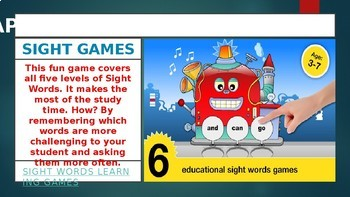 10 APPS FOR AUTISM LEARNERS: PRESENTATION