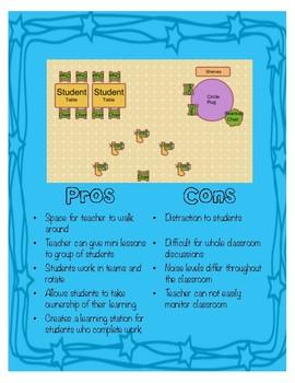 10 AWESOME Classroom Arrangement Ideas