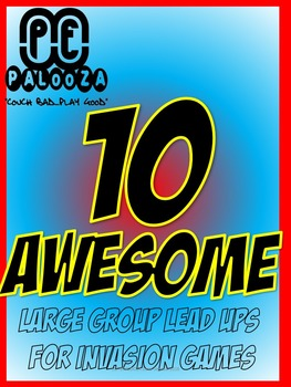 10 AWESOME LEAD UP GAMES
