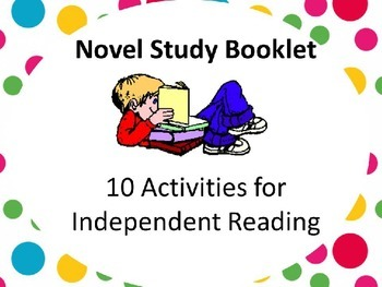 10 Activities for Independent Reading