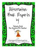 10 Alternative Book Reports and Rubrics