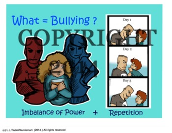 10 Anti-Bullying CommUNITY Posters! In Color!