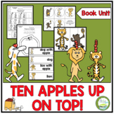 10 Apples Up On Top! by Dr. Seuss Book Unit