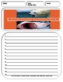 10 Argumentative/Persuasive Writing Prompt Sheets Pack 5