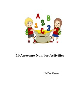 10 Awesome Number Fun Activities