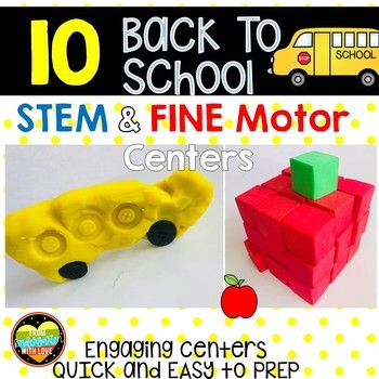 10 Back to School STEM