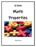 10 Basic Math Properties