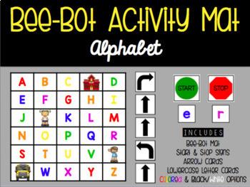 16 Bee-Bot Activity Mats