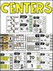 10 Bee Game Math Stations - Insect K-1st Math Centers