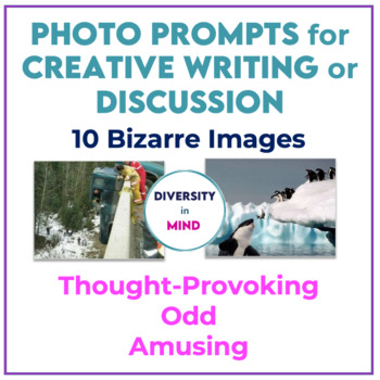 10 Bizarre Photos Prompts for Writing or Discussion