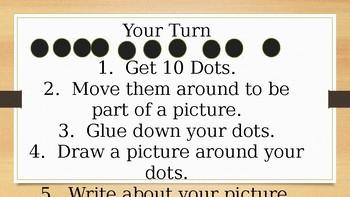 10 Black Dots Creativity Lesson