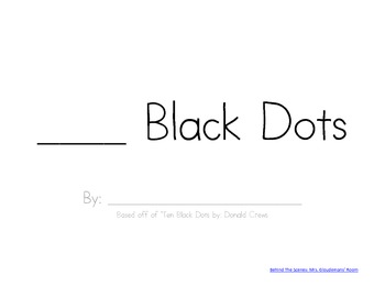 10 Black Dots Student Book