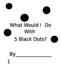 10 Black Dots activity booklet Common Core Math literacy