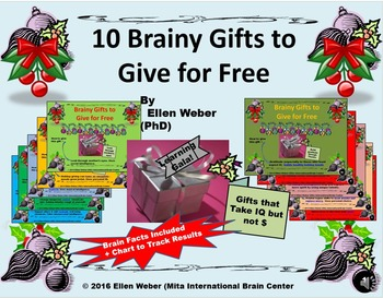 10 Brainy Gifts to Give for FREE