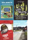 10 Cartes Postales Publicitaires set 1a - Door decoration French 1