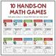 Christmas-Themed Math Centers