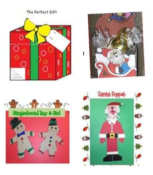 10 Christmas Projects Bundle