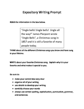 Expository essays topics