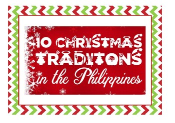 10 Christmas Traditions in the Philippines