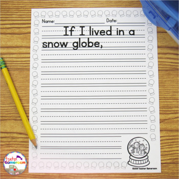 10 Christmas Writing Prompts