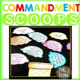 10 Commandments  Scoops