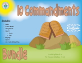 10 Commandments BUNDLE - Catholic